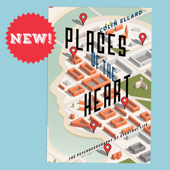 My New Book: Places of the Heart